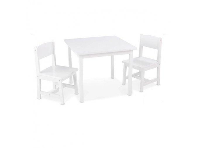 Sada stoleček + 2 židličky