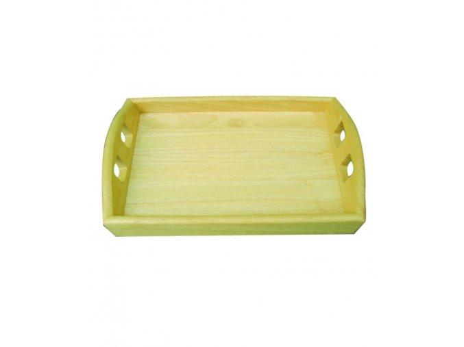 Tác dřevěný 28,5x18,5cm