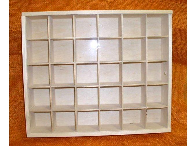 Třídící box 30 přihrádek
