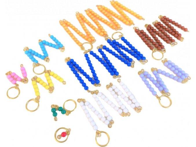 Perlové řetězy