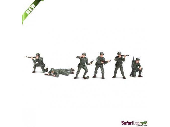 Safari Ltd - Tuba - Vojáci