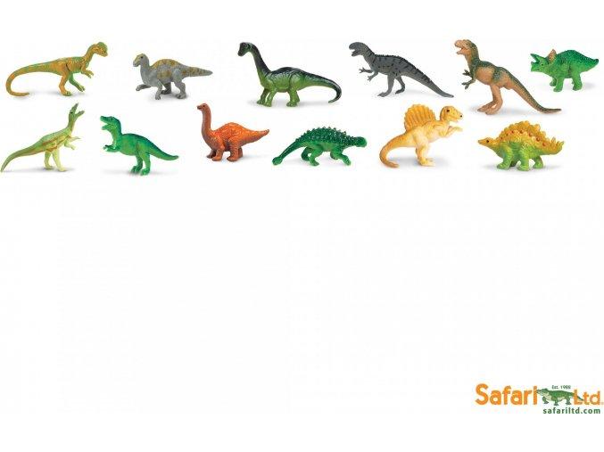Tuba - Dinosauři - Sue a její přátelé