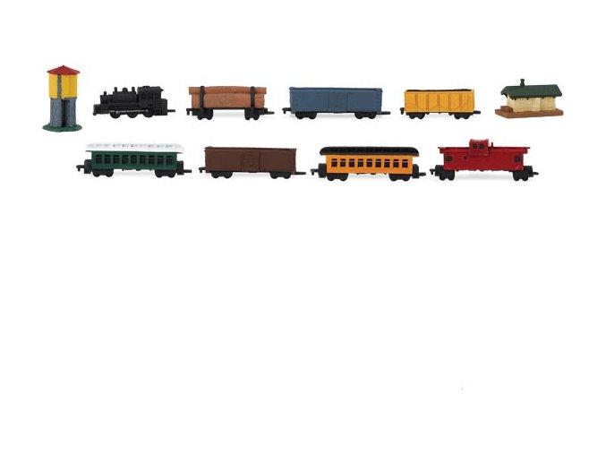 Tuba - Parní vlak