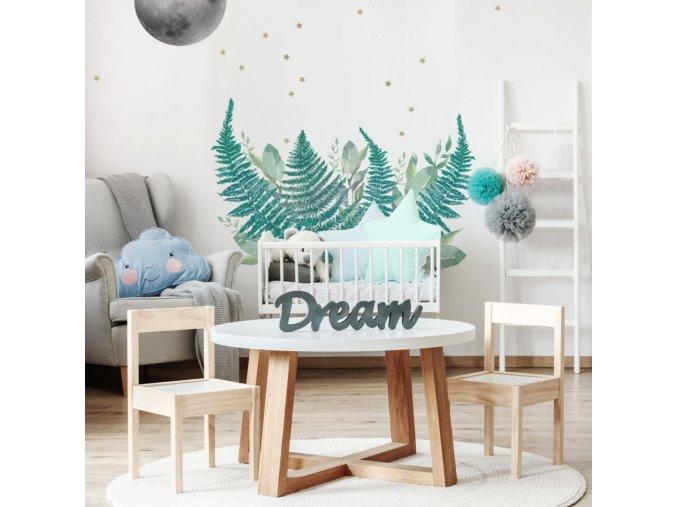 Dekorace za postel DEKORNIK Magický les