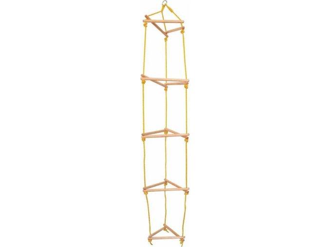 Provazový žebřík Woody - Věž