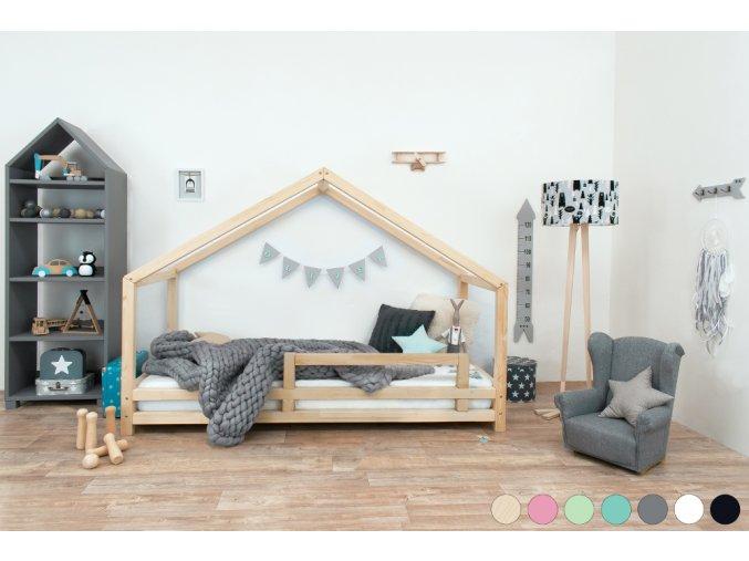 Domeckova postel Sidy barvy