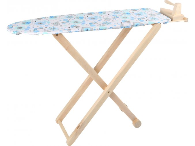 Dětské dřevěné žehlící prkno