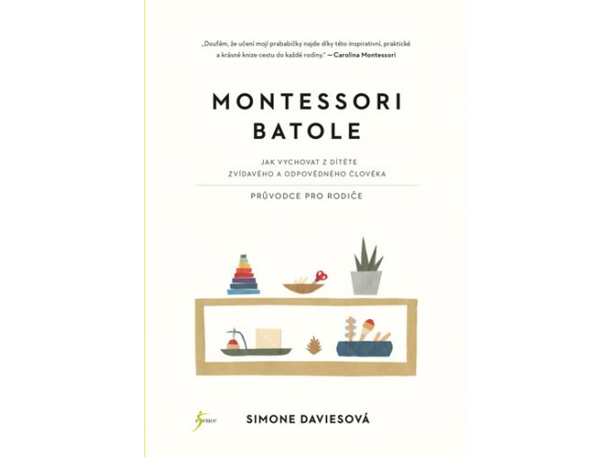 Montessori batole Simone Davies