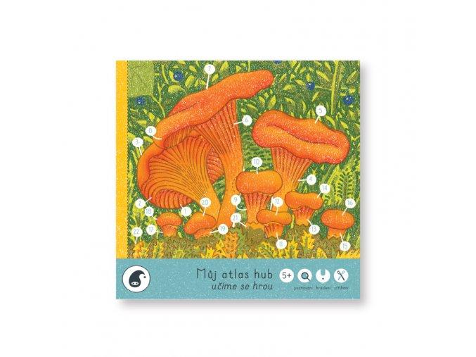 Můj atlas hub - Učíme se hrou Jitka Musilová