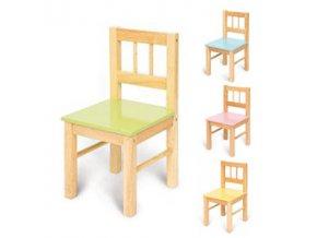 Židlička Bigjigs (Barvy Žlutá)