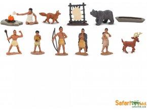 Safari Ltd - Tuba - Indiáni