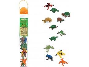 Tuba - Žáby a želvy