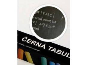 Samolepící tabule 45x150cm černá