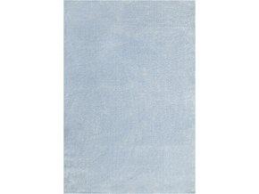 Dětský koberec UNIFARBEN modrá