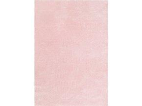 Dětský koberec UNIFARBEN růžová