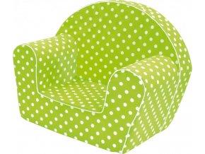 Křesílko zelené