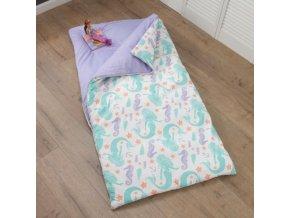 Dětský spací pytel - Mořské panny