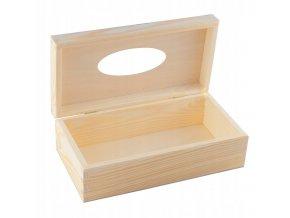 krabicka na kapesniky oteviraci