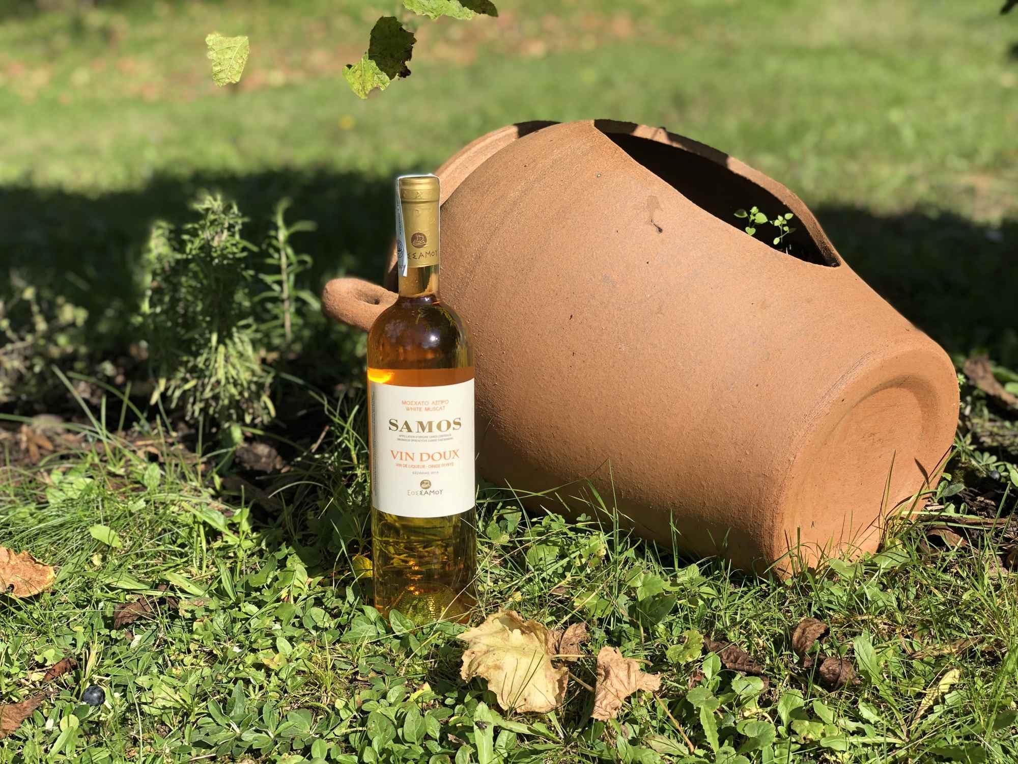 Vin doux merunky
