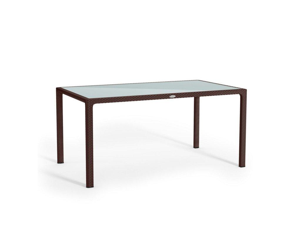 Stůl velký mokka