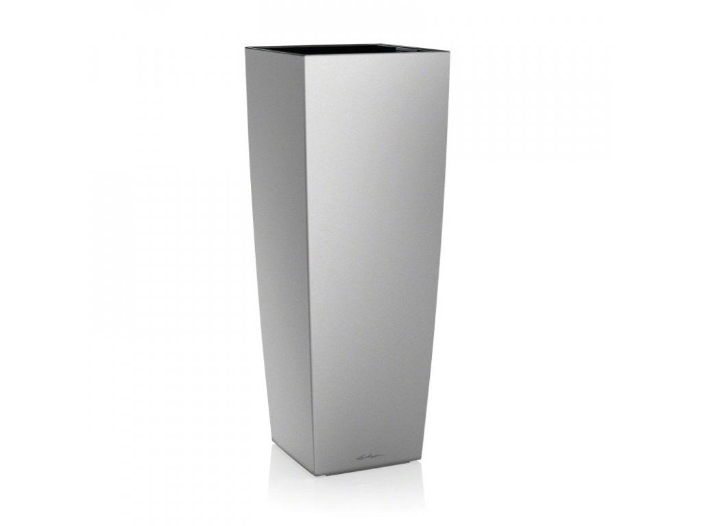 Cubico Alto obal stříbrná