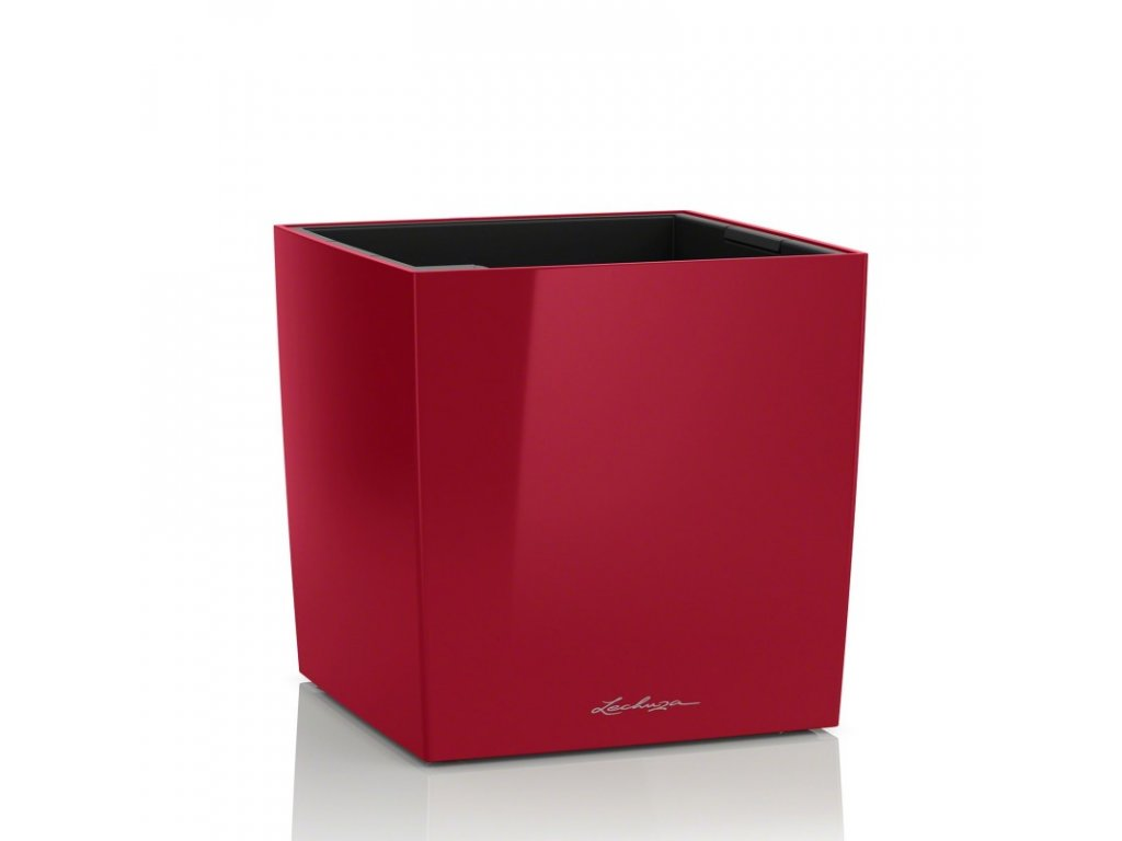 Cube Premium obal červená