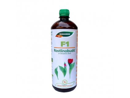 Rostlinobudič 1 litr