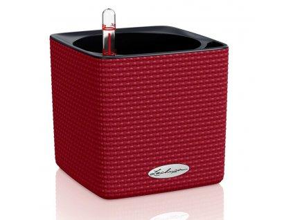 Lechuza Cube Color 14 (kompletní set) červená