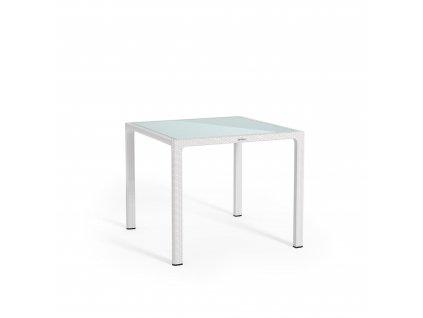 Stůl malý bílá