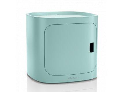 PILA skříňka pastelově zelená