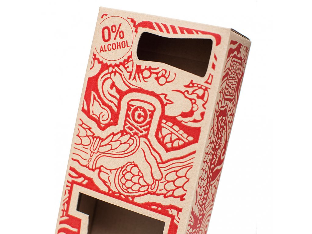 samurai shot krabice 1 lahev