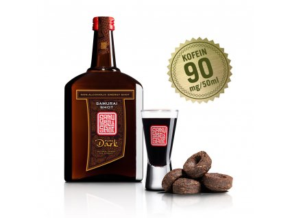 SAMURAI SHOT PURE DARK, 500ml