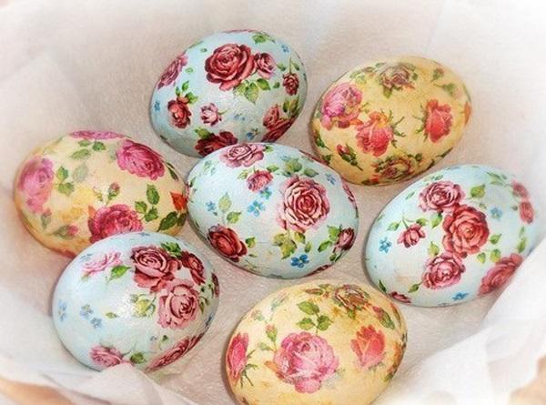 Jednoduchá a krásná velikonoční vajíčka, která ohromí každého koledníka