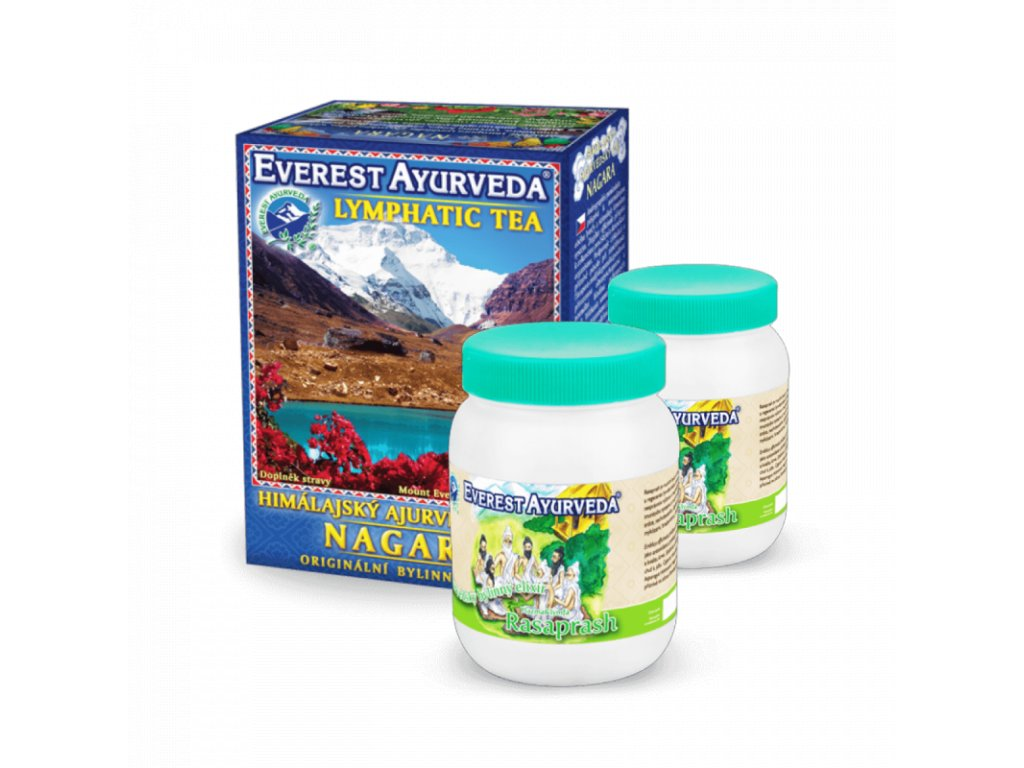 detoxikace lymfy nagara 2 rasaprash2x