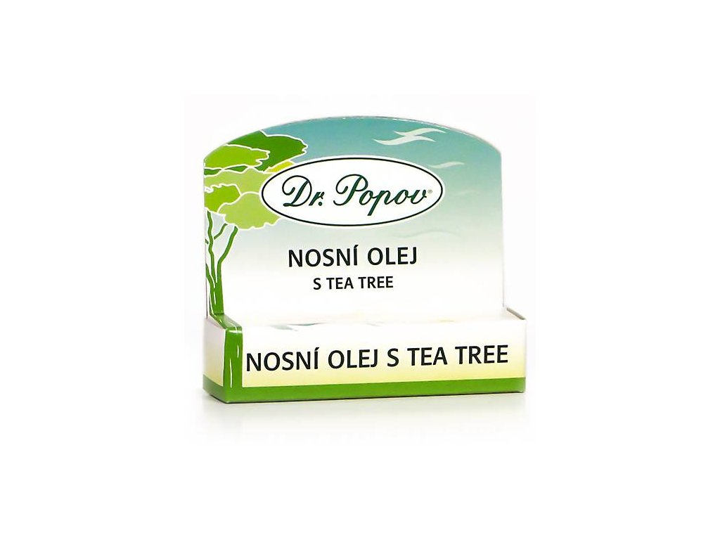 Nosní olej Tea Tree 6ml roll-on