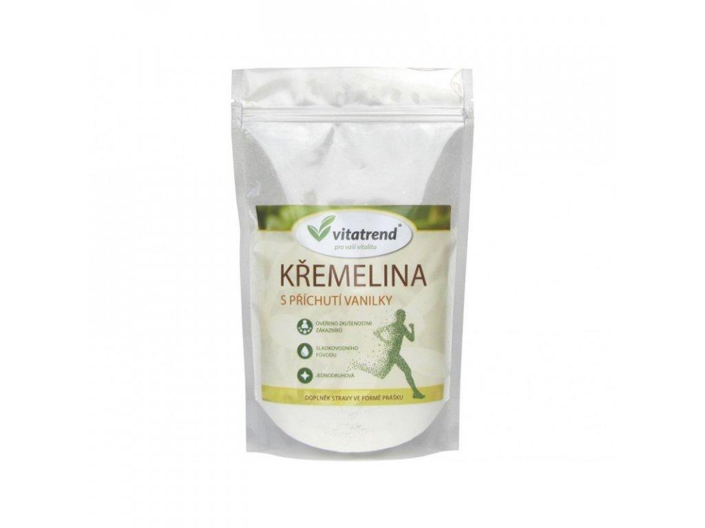 kremelina s prichuti vanilky 250g vitatrend