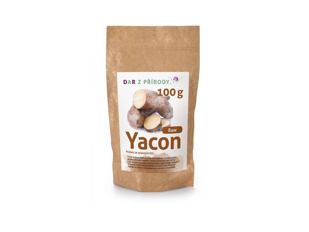raw yacon 100g