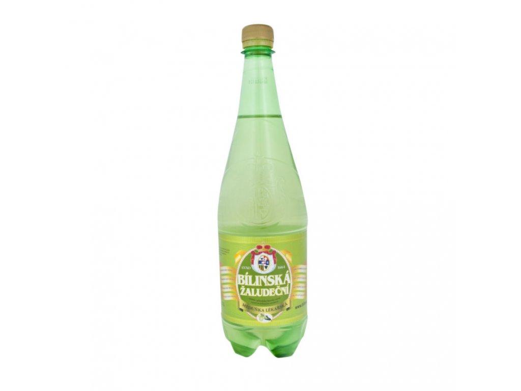 Bílinská žaludeční meduňka - minerální voda 1l