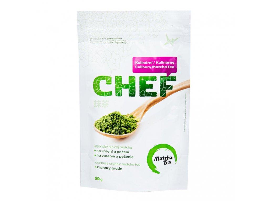 Matcha Tea Chef zelený čaj mletý  50g