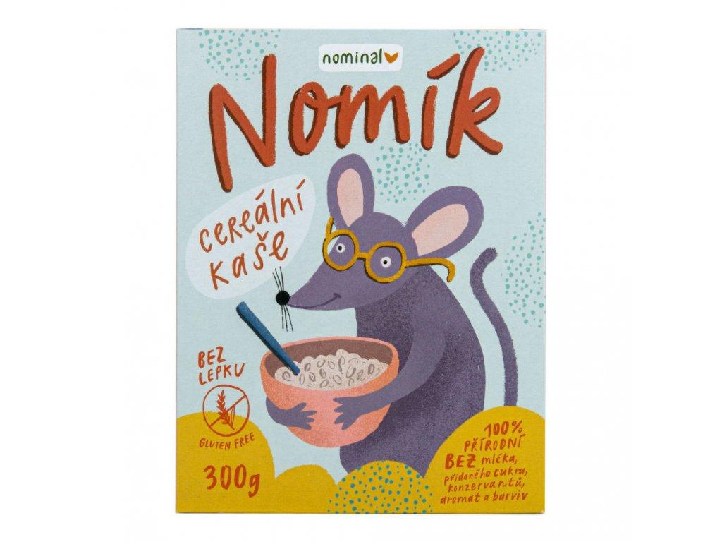 Nomina Cereální kaše Nomík 300 g - Nominal