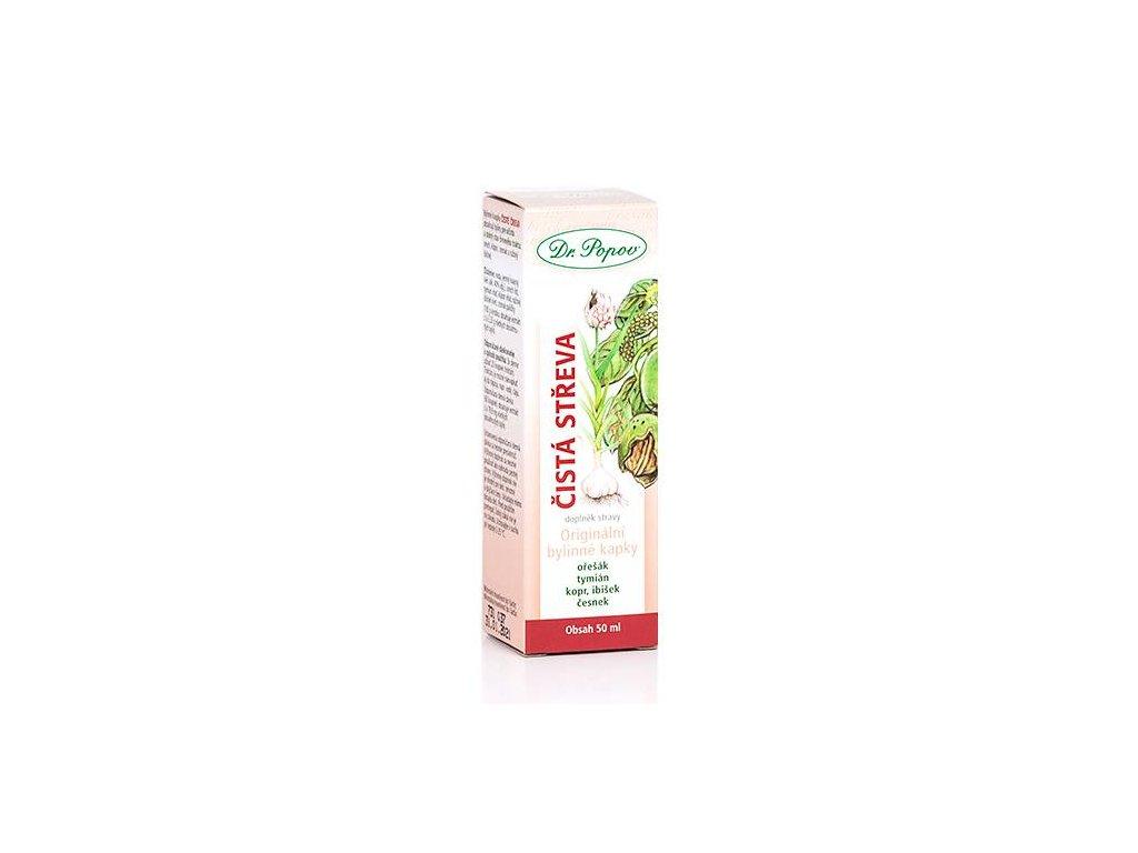 Čistá střeva orig.bylinné kapky, 50 ml