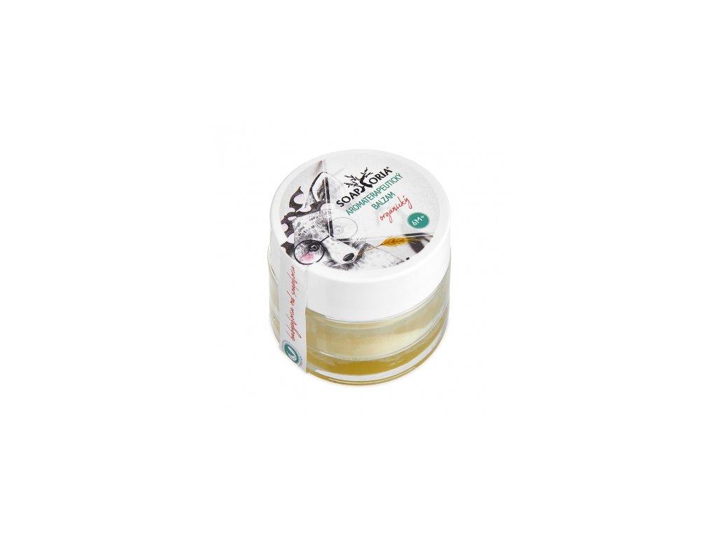 organicky aromaterapeuticky balzam