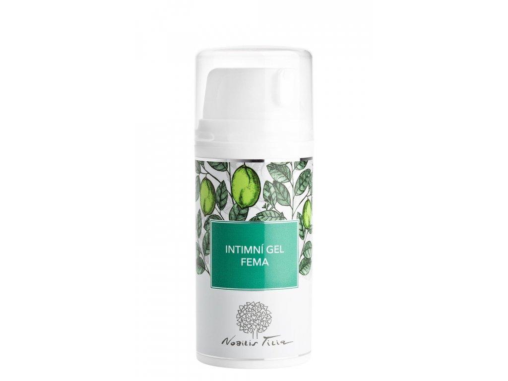 5004 nobilis tilia fema gel pro intimni hygienu 100 ml