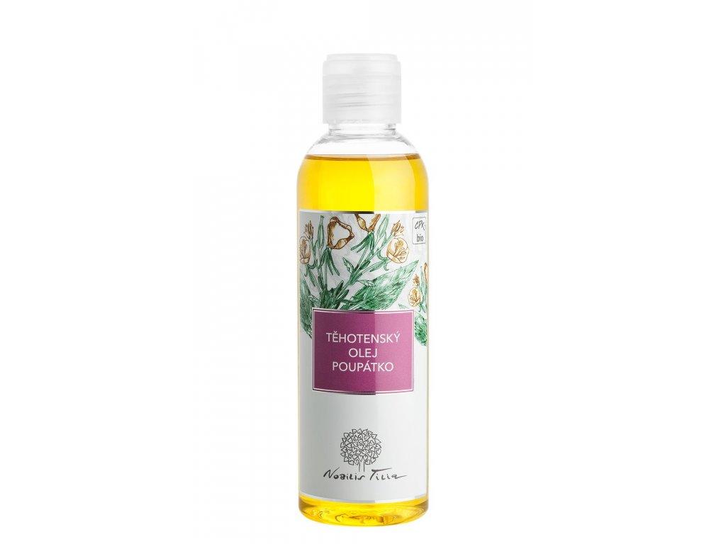 5235 nobilis tilia tehotensky olej poupatko bio 200 ml
