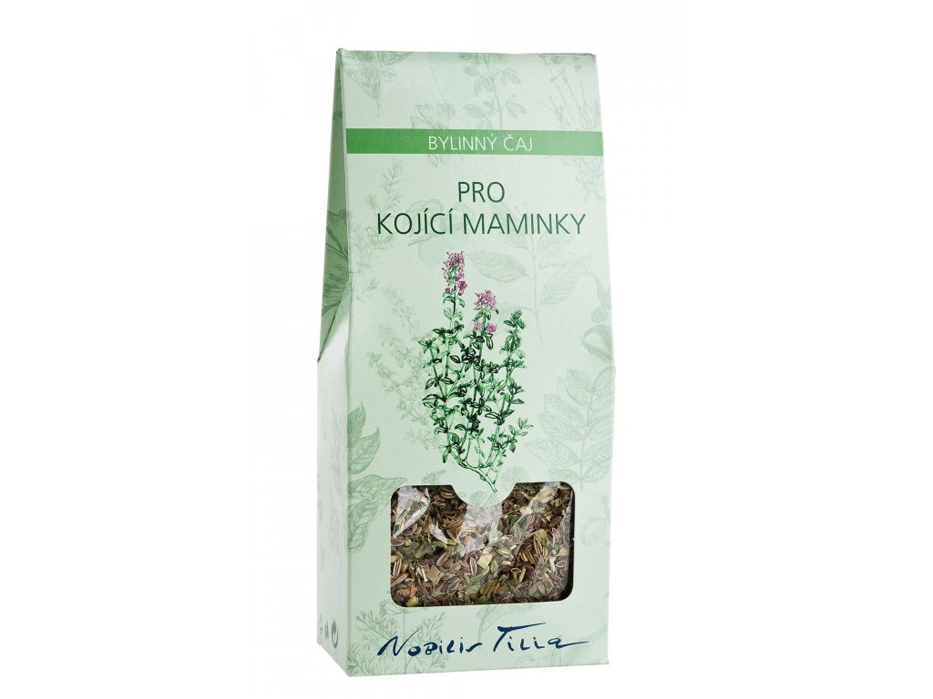 5739 nobilis tilia caj pro kojici maminky 50 g