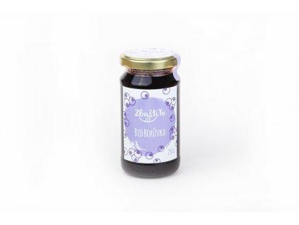 3051 1 zbastito marmelada boruvka 230 g