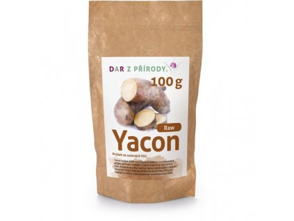 raw yacon 100g
