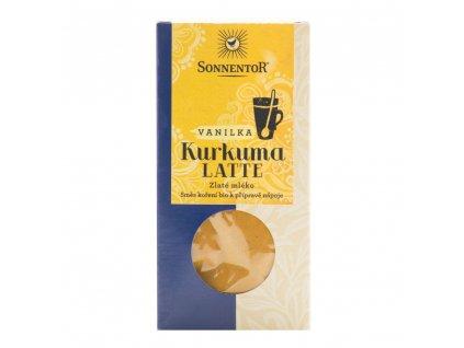 Kurkuma latte vanilka 60 g SONNENTOR