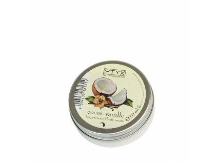 kokos vanilka tel. krem 50ml