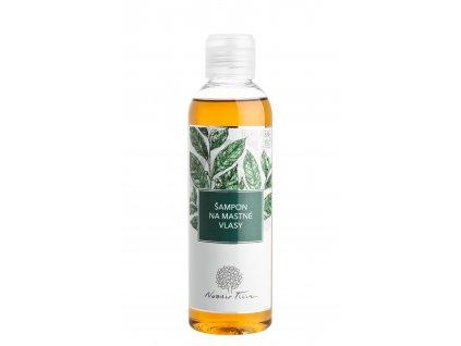 Nobilis Tilia Šampon na mastné vlasy 200 ml (Objem 200ml)